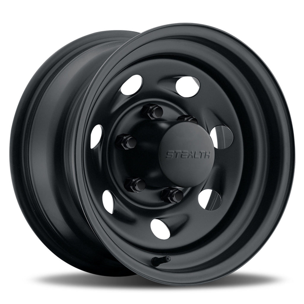 Stealth Vortec - Black (Series 094)