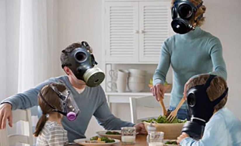 12 Ways To Reduce Indoor Pollution And Get Clean Air In The Home