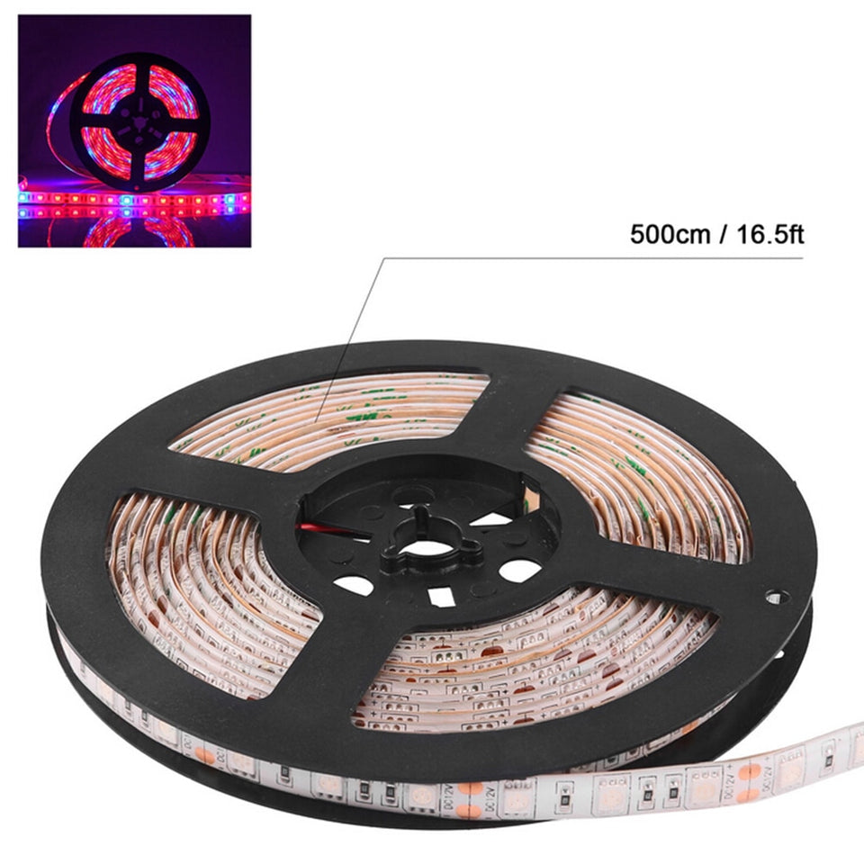Full Spectrum LED Grow Light Strip