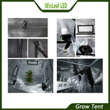 All Sizes Hydroponics Grow Tents - Herboponics - Cutting Edge Hydroponics Setup For Everyone