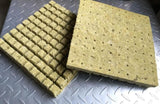 100x Rockwool Hydroponic Grow Media