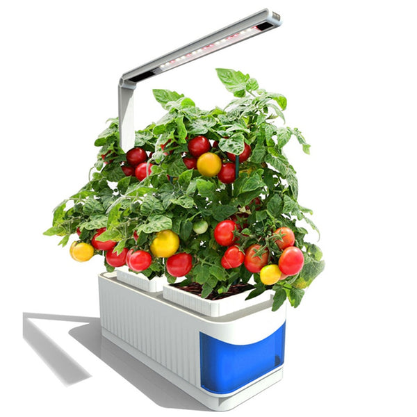 Smart Hydroponics Garden 2 - Herboponics - Cutting Edge Hydroponics Setup For Everyone