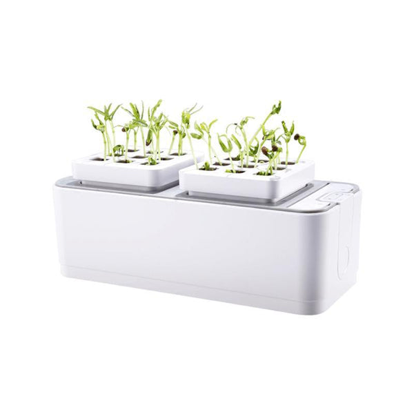 Smart Cordless Hydroponics Garden - Herboponics - Cutting Edge Hydroponics Setup For Everyone