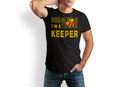 Men's T-Shirt Short Sleeve For Beekeepers