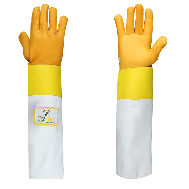 Beekeeping Bee Gloves Cow Hide Gloves