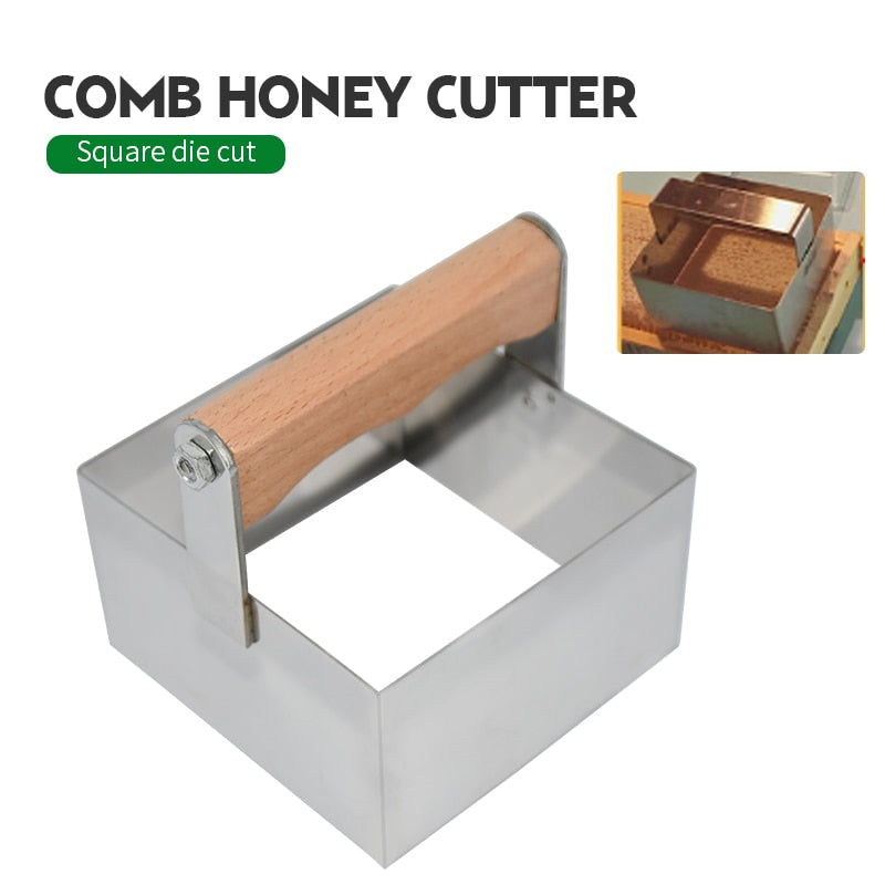 Stainless Steel Frame Scraper,Honey Comb Cutter Beekeeping Cutting Tool