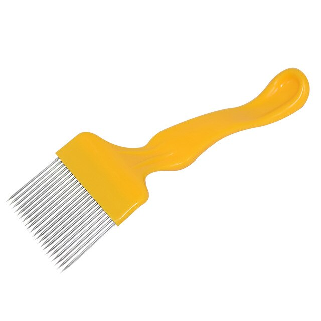 Beekeeping Tools 18 Pin Straight Needles Uncapping Forks For Honey Scrapping