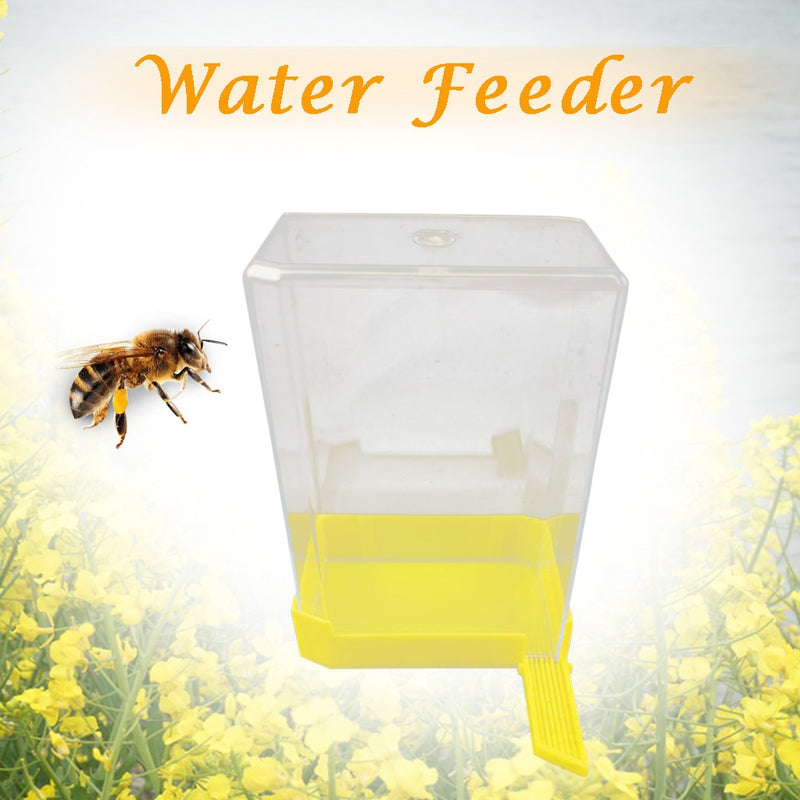 2Pcs Beehive Entrance Feeder Beekeeping Water Dispenser Beekeeper's Tool