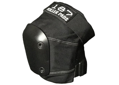187 Slim Knee Pad Black