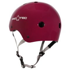 Casque Pro-Tec Classic Certified Gloss Eggplant