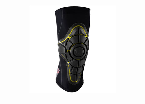 G-Form Pro-X Knee pads Junior black/yellow