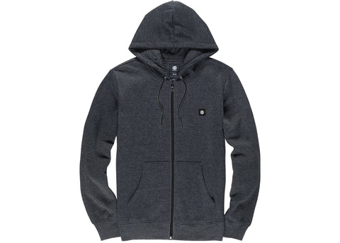 Element 92 Zip-Up Hood Charcoal Heather