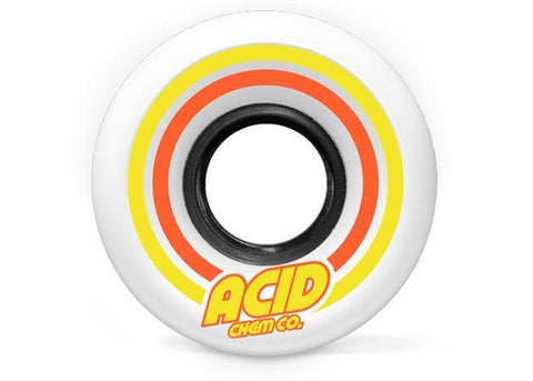 Acid Chemical Cruiser Pods Conical 55MM 86A White