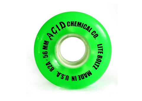 Acid Chemical Clean Machine Green 56mm