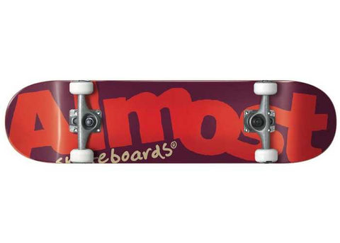 Almost Bent Logo Youth  7.0 Complete