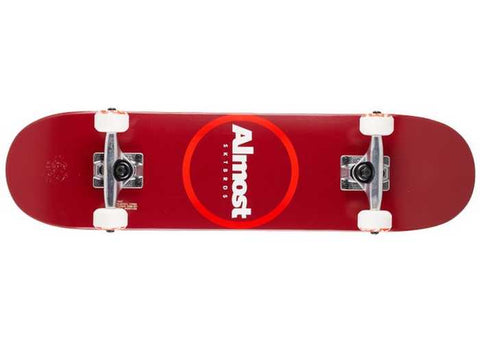 Almost Red Ringer Red 7.25 Complete