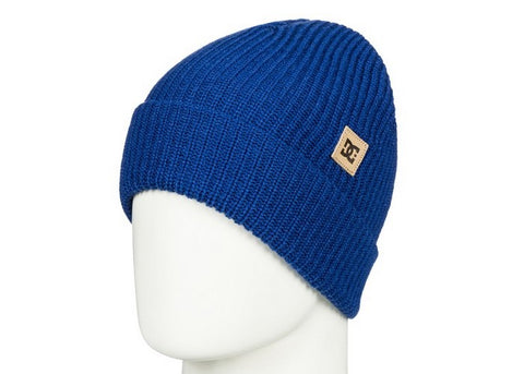 DC Anchorage Beanie Blue