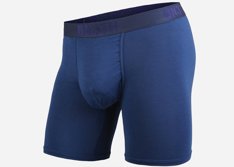 BN3TH Classic Boxer Brief Solid Navy