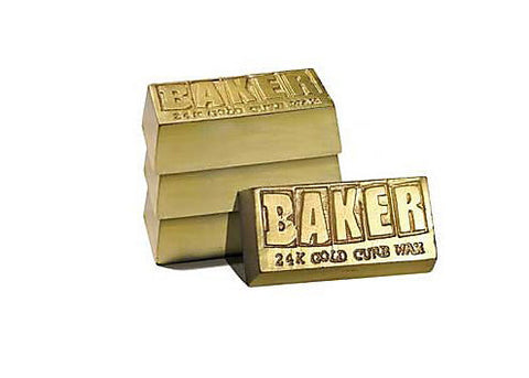 Baker 24K Gold Curb Wax