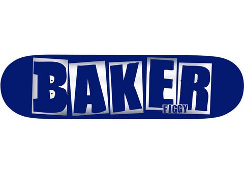 Baker Figgy Brand Name Blue/Foil 8.5