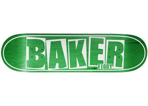 Baker Figgy Brand Name Green Veneer 8.25