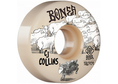 Bones STF Collins Black Sheep Slims 50MM / 52MM V3 99A