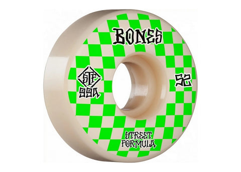 Bones STF Patterns Slim 52MM & 54MM V3 99A