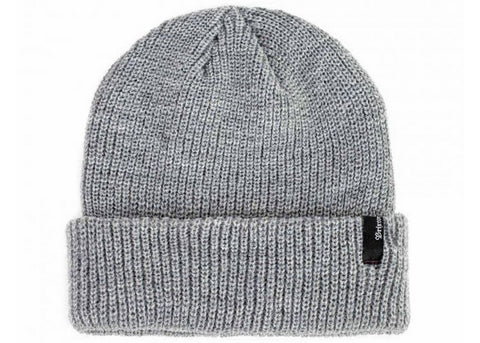 Brixton Heist Beanie Light Heather Grey