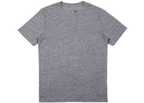 Brixton Basic S/S Premium Tee Heather Grey