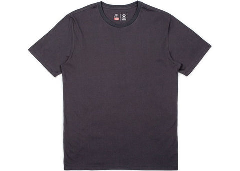 Brixton Basic S/S Premium Tee Washed Black
