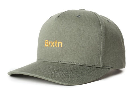 Brixton Gate II MP Snapback Cypress