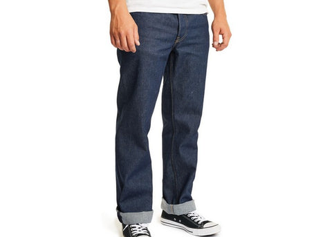 Brixton Labor 5 Pocket Raw Indigo