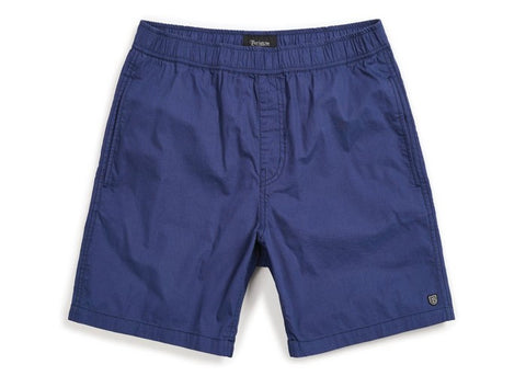 Brixton Steady Elastic WB Short Patriot Blue