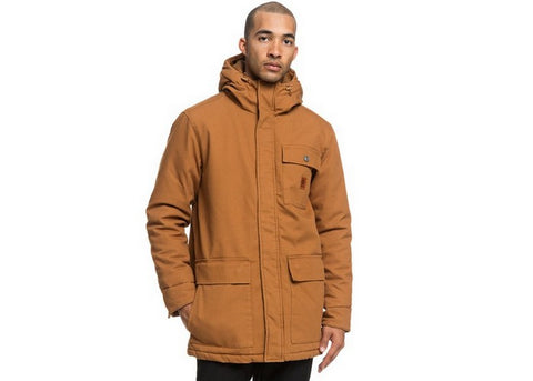 DC Canongate Jacket Wheat