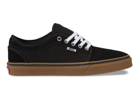 Vans Chukka Low Black/Black/Gum