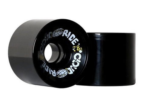 Cloud Ride Cruisers 78a 69mm Black