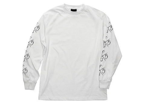 Creature Horde Cross LS White