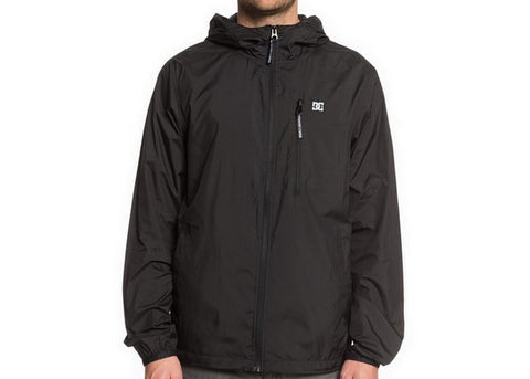 DC Dagup Windbreaker Black