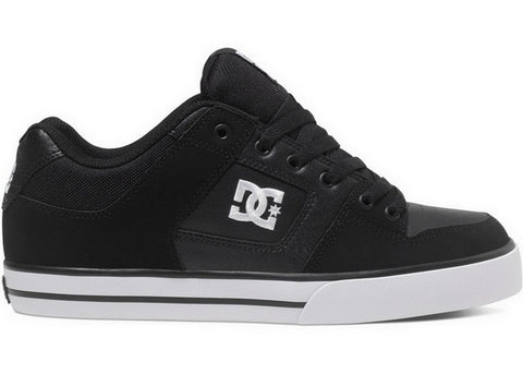 DC Pure Black/Black/White