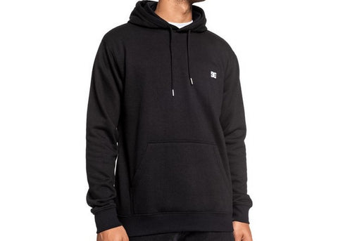 DC Rebel Pullover Hood Black