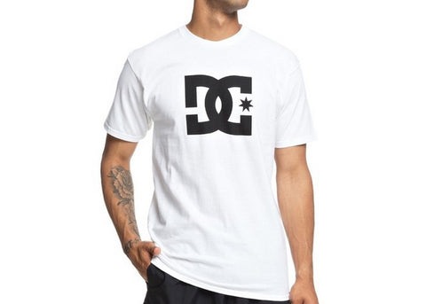 DC Star T-Shirt White