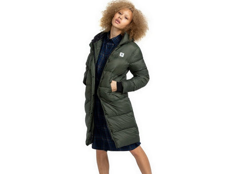 Element Women Dulcey Puffer Forest Night