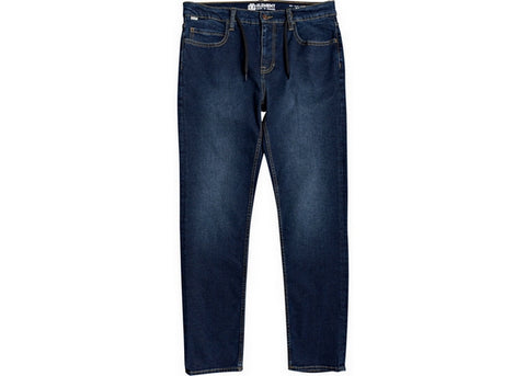 Element E02 Jeans Dark Used