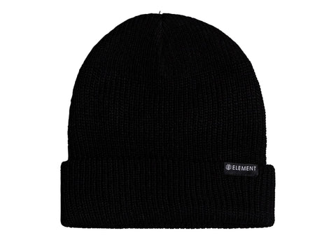 Element Kernel Beanie Flint Black