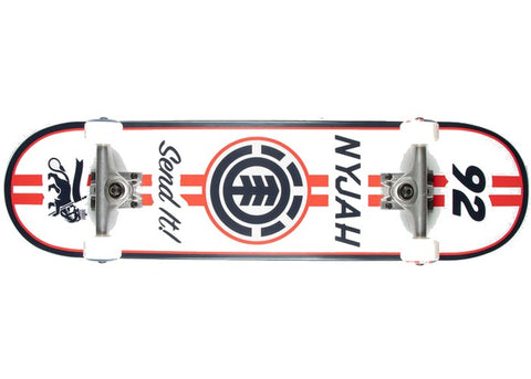 Element Nyjah Racing 8.0 Complete