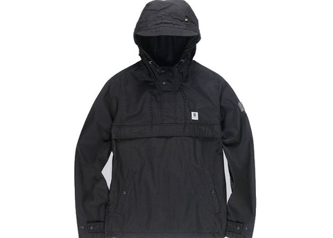 Element Barrow Jacket Flint Black