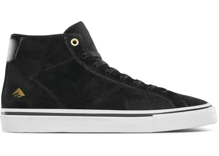 Emerica Omen Hi Black/White/Gold