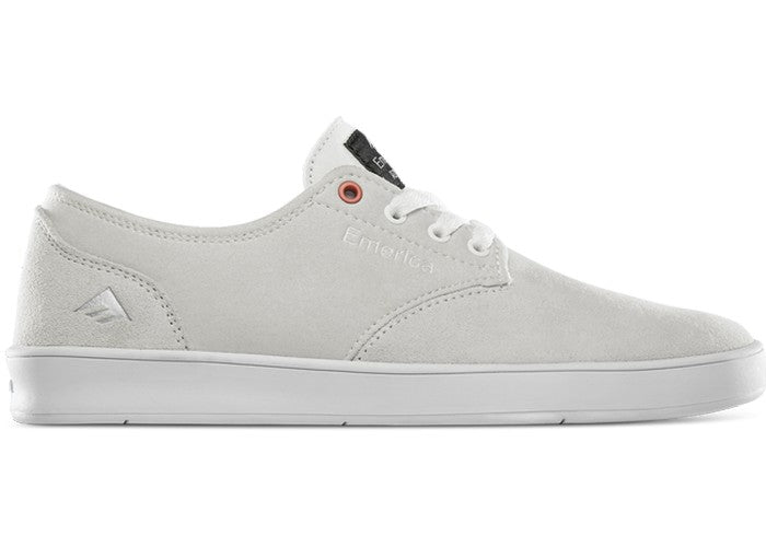 Emerica Romero Laced White/Orange/Black