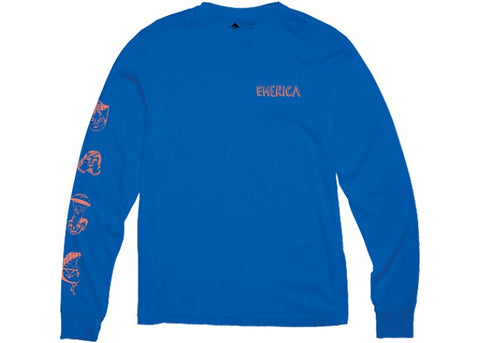 Emerica Faces L/S Royal