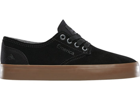 Emerica Youth The Romero Laced Black/Gum